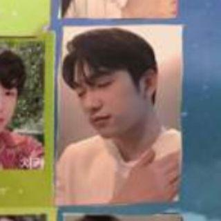 WTB/WTT Jinyoung Present You & Me photocard