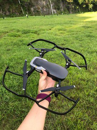 99% new DJI Mavic Air fly more combo