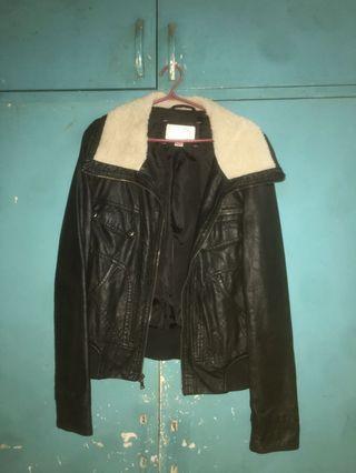 Leather Jacket #wincbtl