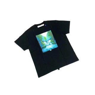 Off White 19FW Waterfall tee