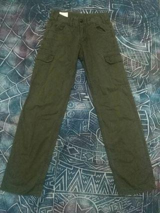 Czech Army cargo pant  by Back Number Japan