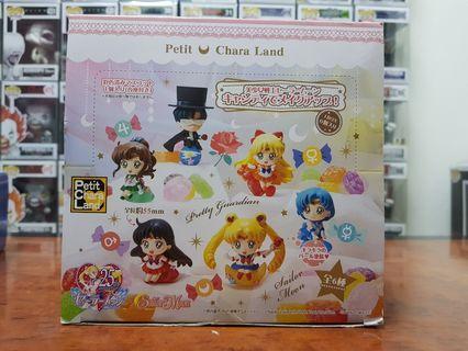 Petit Chara Land 6 Blind Box Sailor Moon Make Up by Candy