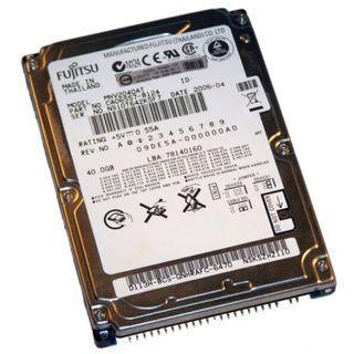 "Fujitsu 40GB 2.5"" SATA Hardisk"