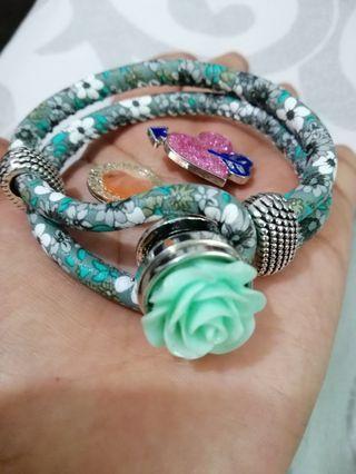 🚚 Bracelet (snap button)