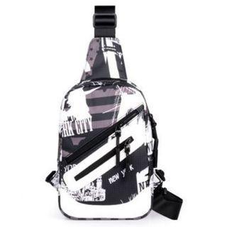New Senkey Style New York City Style Sling Bag