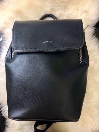 [MATT & NAT] Mini Fabi Backpack