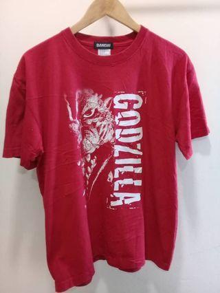 Godzilla Bandai Tshirt
