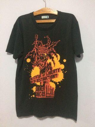 Summer sonic 2009 tshirt