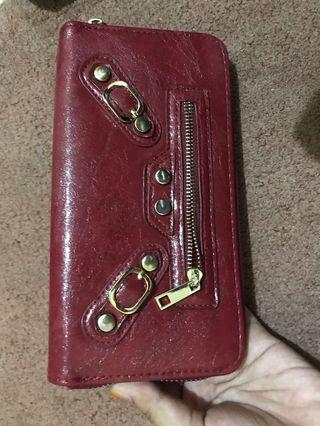 Dompet merah