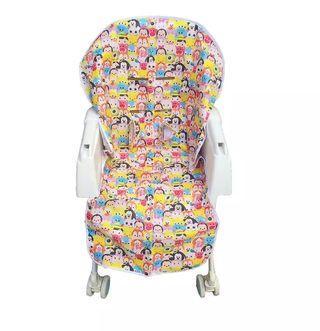 Combi Aprica highchair Cover 餐椅防污套