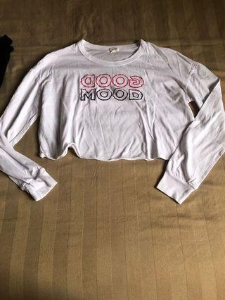 Long Sleeve Croptop