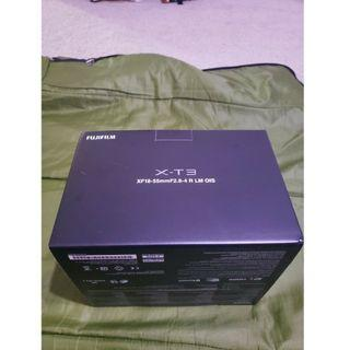 Brand New Fujifilm X-T3 26.1MP Digital Camera  Silver Kit with XF18-55MM
