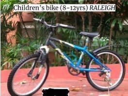 Children's bike (RALEIGH brand)