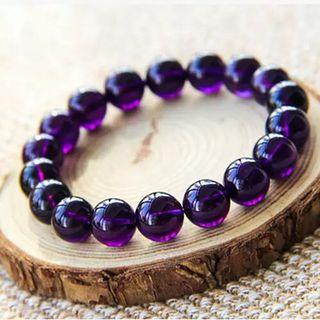 🚚 Premium Amethyst Bracelet