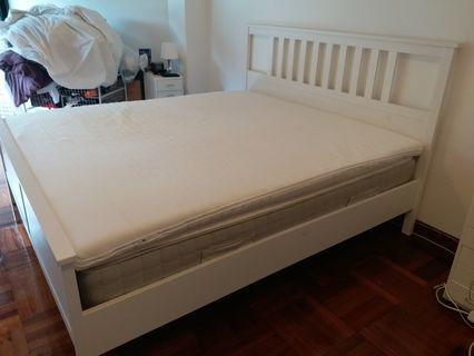 Ikea bed (make an offer)