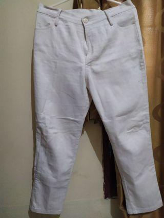 White Pants Jeans