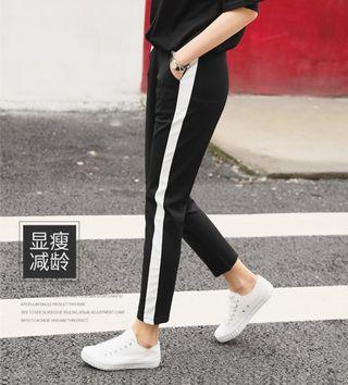 Side Stripe Pants premium