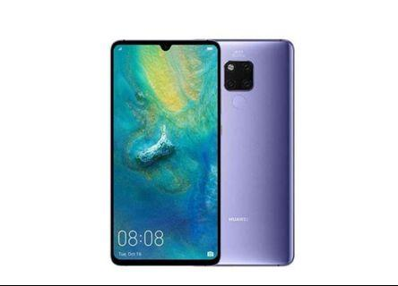 Mate 20 with casing n box