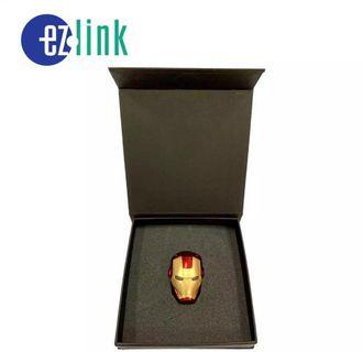 Ezlink Iron Man Charm