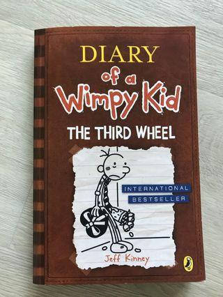 🚚 Diary Of A Wimpy Kid The Third Wheel