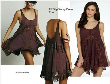 Lace Swing Dress Intimately / Lingerie Dress