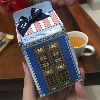 Clipper tea gula malaka