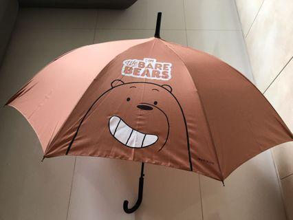 BN Bare Bears Umbrella