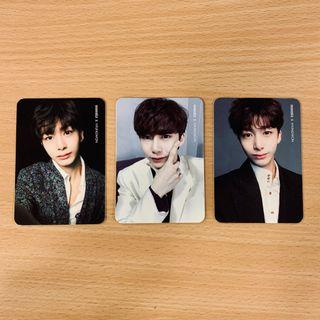 [CLEARANCE] MONSTA X Hyungwon Pt. 2.5 Beautiful/Brilliant/Beside Official Photocard