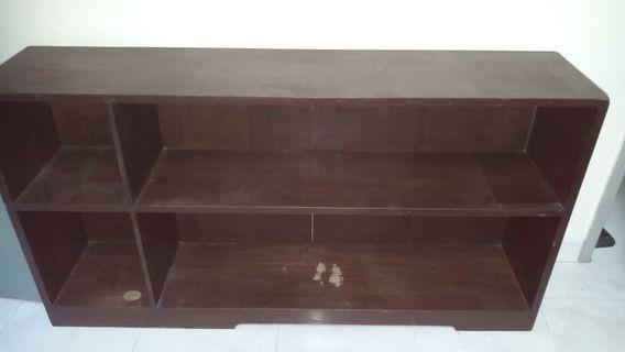rosewood shelf