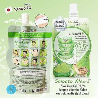 SMOOTO ALOE-E SNAIL BRIGHT GEL 99.5%