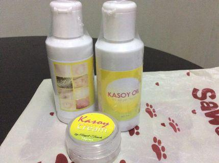 Kasoy Oil and Cream