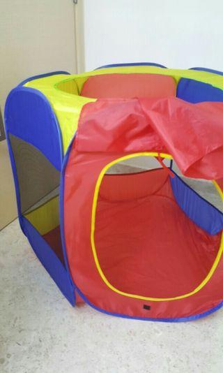 Foldable Indoor / Outdoor Play Tent