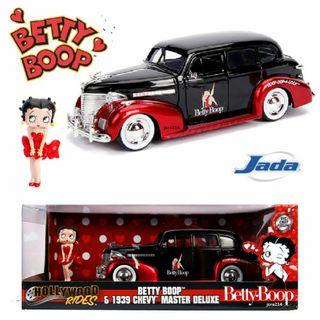 Betty Boop chevy master deluxe