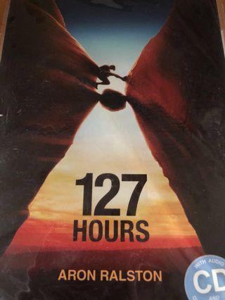 🚚 127小時英文小說127hours內含CD