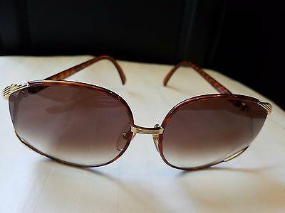Kacamata christian dior vintage 80s authentic