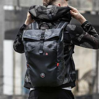 🔥IN STOCK🔥 Men Backpack Casual Fashion Trendy Water Repellent Large Capacity Backbag #MRTJurongEast
