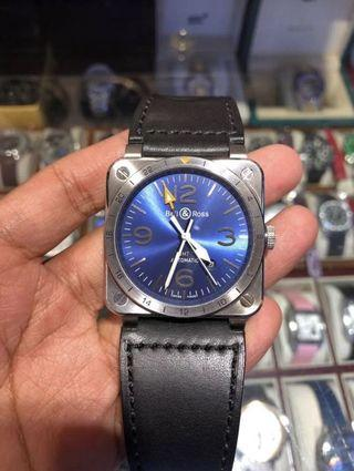 BELL AND ROSS GMT