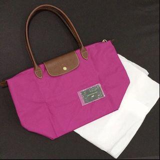 Authentic Longchamp Le Pliage Large Tote Bag