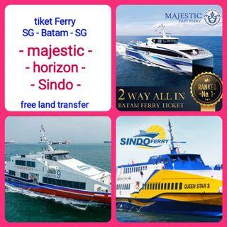 Batam Ferry Tickets