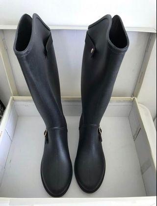 Waterproof Black winter Boots