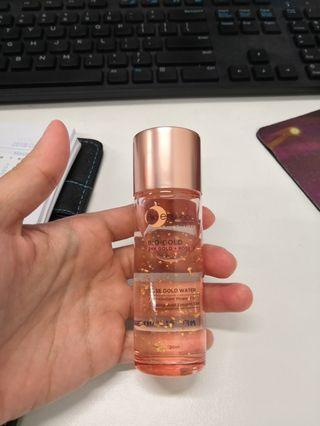Bio essence rose gold water 30ml
