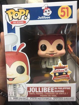 Jollibee in Philippine Barong Funko Pop!