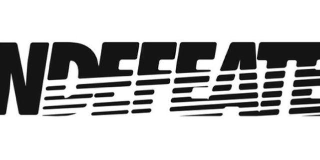 Undefeated [Car Decal / Sticker Vinyl] (Free Mailing!)