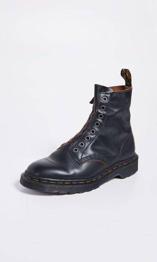 🚚 Dr. Martens 1460 LL 8 Eye Boots Laceless