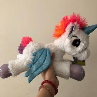 Boneka Unicorn Anak Menyala