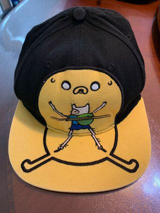 Fin. And Jake Hat from Cartoon Network