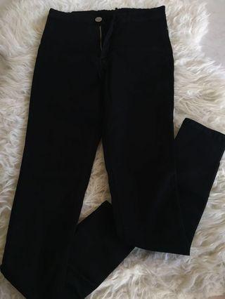Celana Jeans High Waist Punny