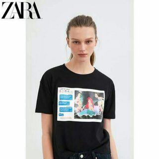 DICARI !!! Zara Disney Tshirt