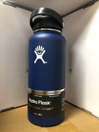 Hydro flask-32 Oz -cobalt - 946ML-col407