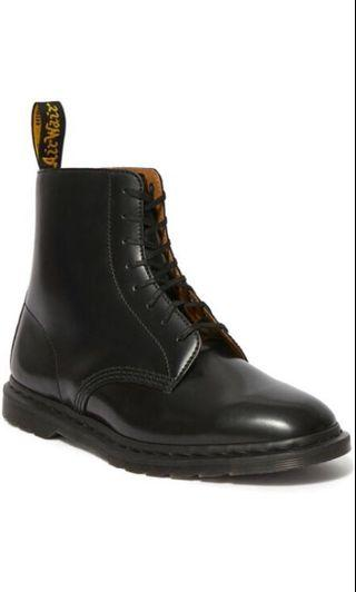 Dr martens - 25032001-Winchester -black Polishing